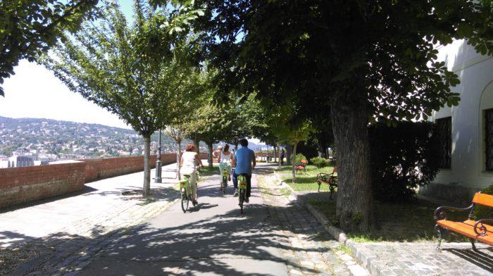 Nachhaltig fortbewegen in Budapest_Umweltgedanken