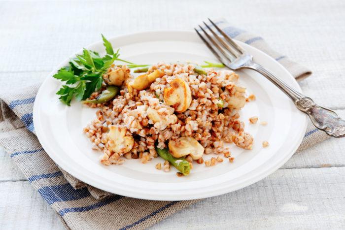 Buchweizen als regionale Alternative für Reis