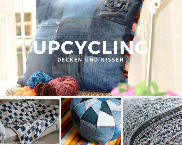 Upcycling Decken