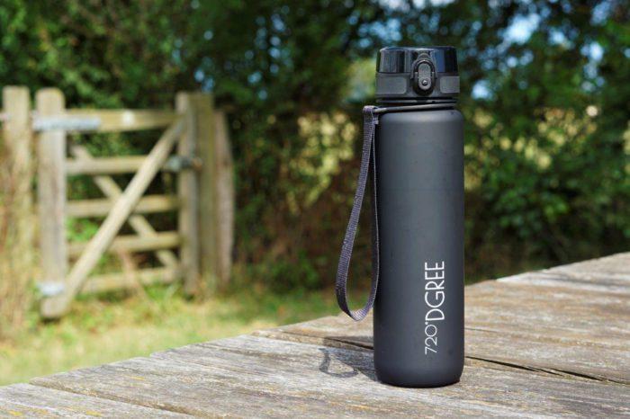 Trinkflasche ohne BPA