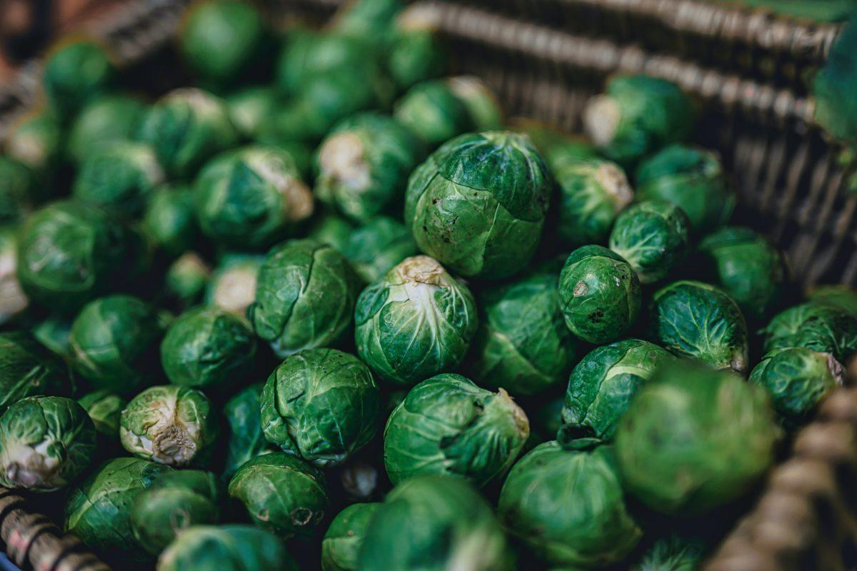 Regionales und saisonales Gemüse